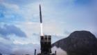 Η εκτόξευση του βλήματος AMRAAM-ER από νορβηγικό σύστημα NASAMS II στις 31 Αυγούστου 2016. (Raytheon)