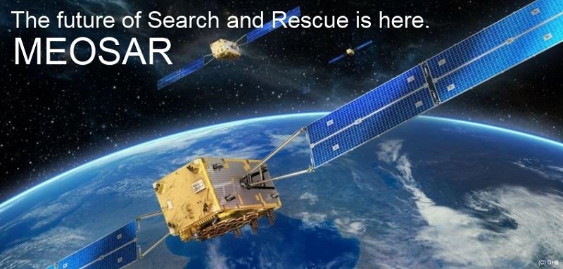 Αναβάθμιση των ελληνικών ικανοτήτων Έρευνας Και Διάσωσης με συμμετοχή στο δορυφορικό σύστημα MEOSAR