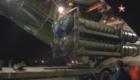 Τέσσερα κάνιστρα βλημάτων ανεφοδιασμού των οχημάτων εκτόξευσης.