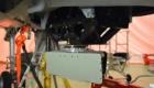 Ραντάρ AESA Searchmaster της Thales εγκατεστημένο σε ATL2 υπό εκσυγχρονισμό.