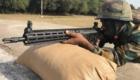 Ινδός στρατιώτης με τυφέκιο SIG 716 7,62x51.