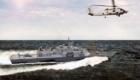 Καλλιτεχνική απεικόνιση της φρεγάτας MMSC. (Lockheed Martin)