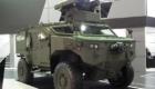 Το πρωτότυπο του Οχήματος Αντιαρματικών Βλημάτων (AMV) Pars 4x4 της FNSS για τον Τουρκικό Στρατό. (©«ΕΑ&Τ»/ Θεόδωρος Γώγος)