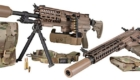Οι προτάσεις της SIG SAUER για το νέο τυφέκιο και οπλοπολυβόλο 6,8 GP του Αμερικανικού Στρατού.